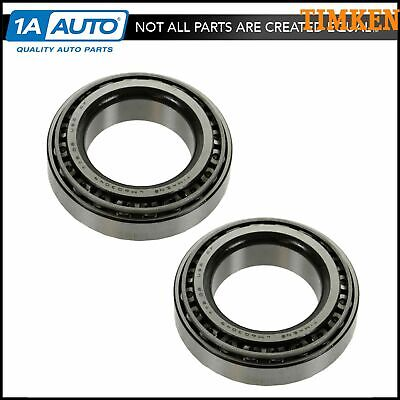 TIMKEN Wheel Hub Bearing & Race Pair for Chevy Dodge Ford GMC Jeep Mazda Nissan
