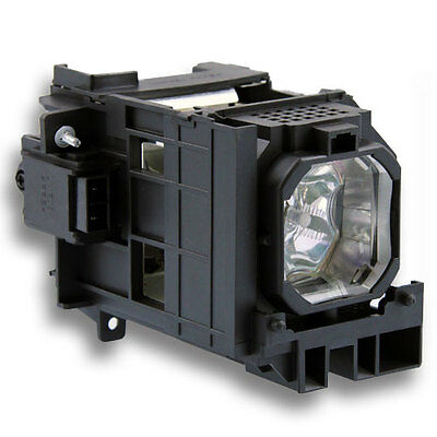 Compatible for Nec NP06LP / 60002234 NP1150 NP1150+ Projector Lamp w/Housing