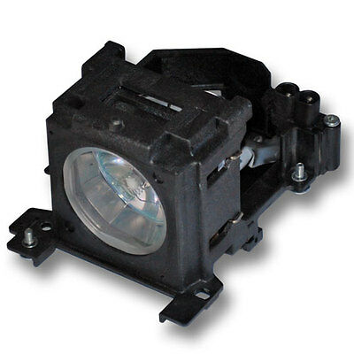 Compatible for Hitachi DT00757 CP-X251 CP-X256 ED-X10 Projector Lamp w/Housing