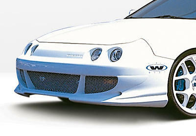 Wings West 1994-1997 Acura Integra 2Dr/4Dr Bigmouth Front Bumper Cover