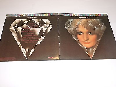 BONNIE TYLER - Diamond Cut - 1979 UK 10-track vinyl LP