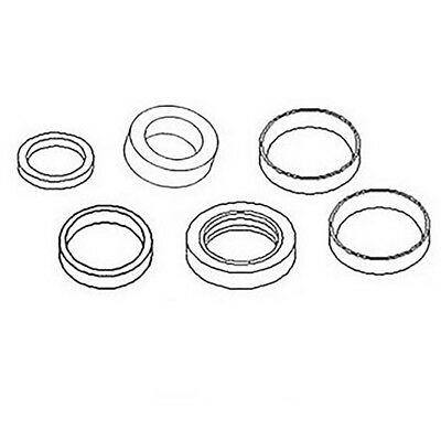 GG190-21143 New Skid Loader Hydraulic Cylinder Seal Kit for Owatonna 770 1700