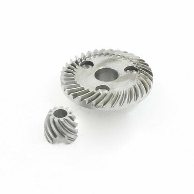 Power Tool Angle Grinder Helical Teeth Bevel Gear Set for Makita 9523NB