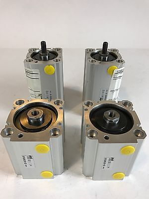 LOT of 4 NEW GENUINE OEM PHD CRS3U 40 x 3 and 50 x 1 PNEUMATIC CYLINDERS