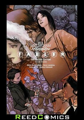 FABLES VOLUME 3 DELUXE HARDCOVER (232 Pages) New Hardback Collects Issues #19-27