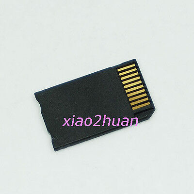 Micro SD SDHC TF to Memory Stick MS Pro Duo PSP Adapter