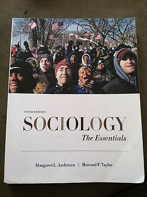 Sociology: The Essentials Sixth Edition (Paperback)