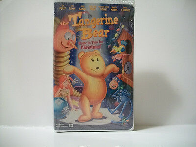 The Tangerine Bear (Clam Shell) New and Sealed