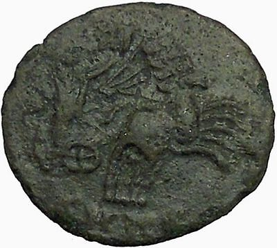 Constantine I the Great POSTHUMOUS Christian Deification Quadriga Horse i34809