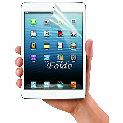 """6 x CLEAR LCD SCREEN PROTECTOR GUARD COVER FOR APPLE IPAD MINI 7.9"""""""