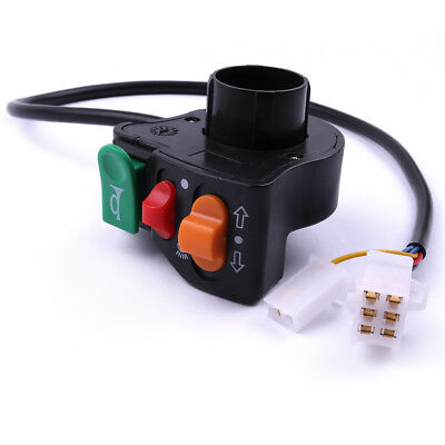 Motorcycle Head Light / Turn Signal Horn Switch Tool for Electric Bike Scooter
