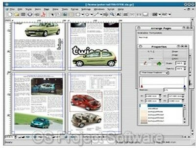 Desktop Publisher 2007 2010 2013 for Microsoft MS Windows Pro Software Package