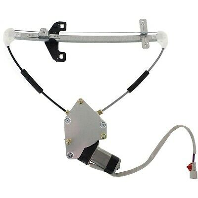 Power Window Regulator For 2001-2005 Honda Civic Rear Driver Side With Motor