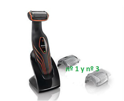 Accesorios BODYGROOM Philips BG2026 BG2024. Repuesto Philips Saeco Oster Jata.