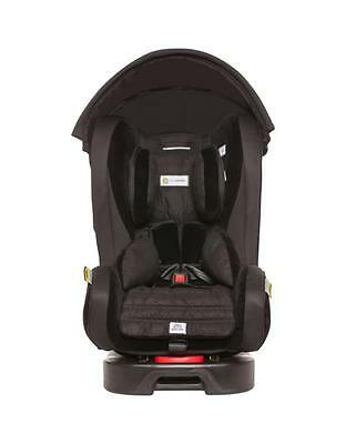 New Covertible Child Baby Car Seat Infasecure Kompressor Caprice 0-4 years Ebony