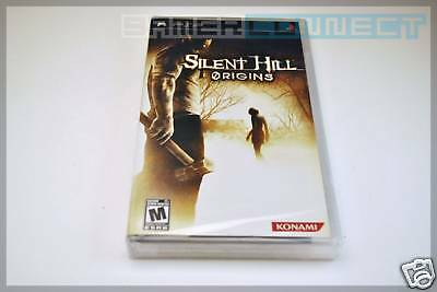 Silent Hill Origins Sony PSP Brand New Great Game RARE