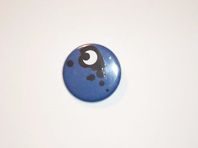 MLP - My Little Pony Button Pin- #08 Princess Luna Cutie Mark
