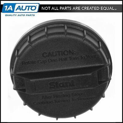 Gas Fuel Tank Cap Non Locking w/ Pressure Release for Chevy Truck Chrysler Ford