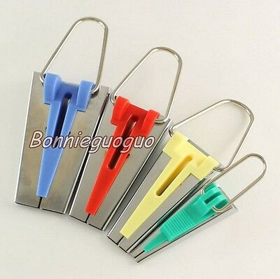 Clover Bias Tape Maker Tool Sewing Quilting SELECT YOUR SIZE! free shipping