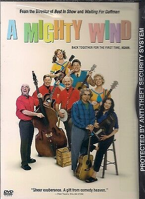 MIGHTY WIND (DVD, 2003, Widescreen) NEW