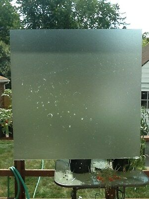Frost Glass Etch Vinyl Privacy Window Film Roll Sheet