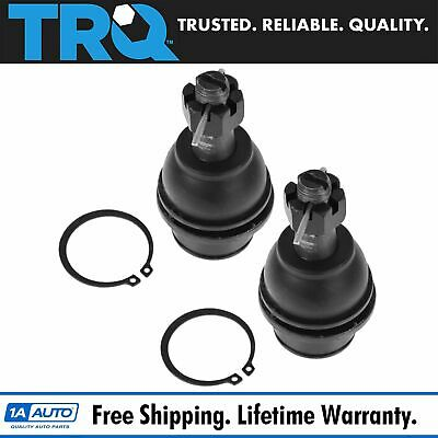 Front Lower Ball Joint Pair Left & Right For Avalanche Silverado Suburban Yukon