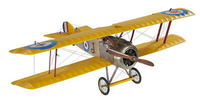 Flugzeugmodell Doppeldecker Sopwith Camel von Authentic Models
