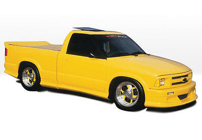 Wings West 1994-1997 Chevrolet S 10 Extended Cab Custom Style Full Kit W/Roll Pa