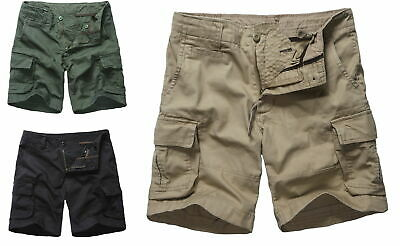 Mens Work Trade Cargo Shorts Army Style Outdoor Camping Fishing Shorts