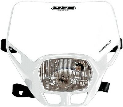 UFO Plastics Firefly Headlight Assembly White Universal PF01705-041 2001-0020