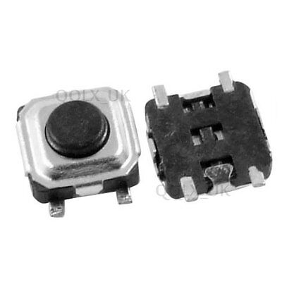 50pcs Tact Switch SMT SMD Tactile Membrane Switch PUSH Button SP