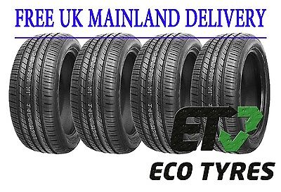 4X Tyres 205 55 R16 91V House Brand Budget Tyre Value E B 69dB (Deal of 4)