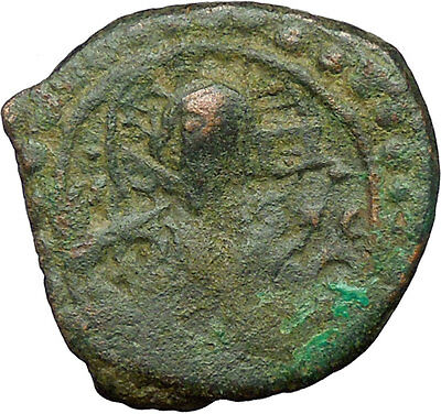 JESUS CHRIST Class K First Crusade ruler Alexius I Class J Byzantine Coin i34441