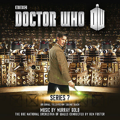 Doctor Who - Music From Series 7 2CD