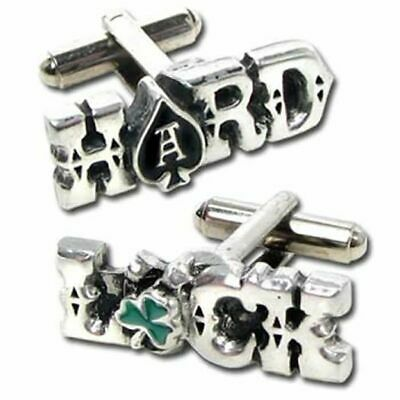 Hard Luck - Authentic UL13 Alchemy Cufflinks