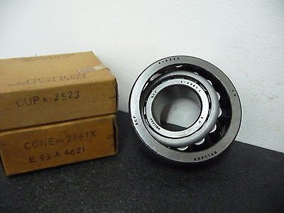 ROULEMENT CONIQUE (30,21x69,85x25,36x19,05) SKF K 2561x/2523 NEUF