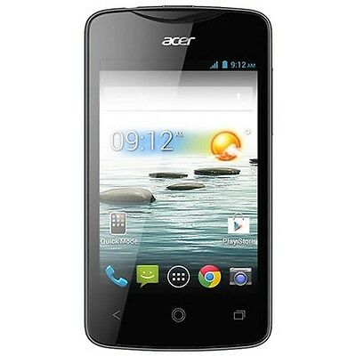 Brand New Acer Liquid Z3 Black 4GB Android 4.2 Sim Free Factory Unlocked UK