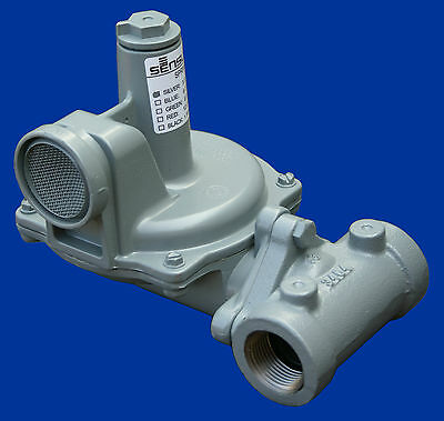 "Natural Gas Regulator, 3/4""npt, 496-20"