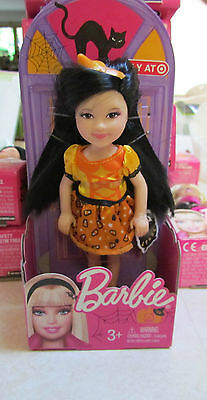 2013 Target Kelly Candy Corn Halloween Barbie Doll ~ Mint in the Box! Free Ship!