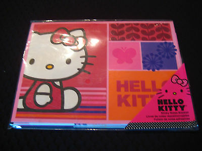 Hello Kitty - Sticky Notes Booklet - 320 Sheets Total with Different Sizes
