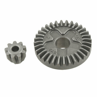 Angle Grinder Straight Bevel Gear Set 2 Pcs for Bosch GWS 6-100
