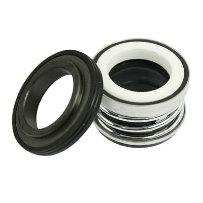2 Pcs 20mm Single Coil Spring Mechanical Shaft Seal for Water Pump