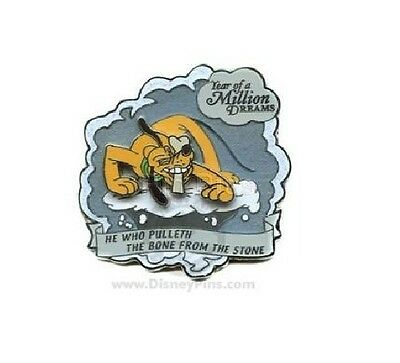 WDW - Year of a Million Dreams - Pluto (ARTIST PROOF PIN/AP)