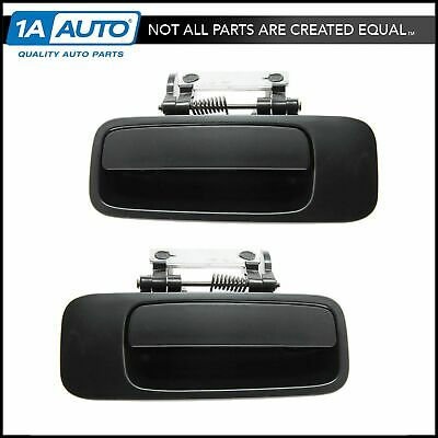 Door Handle Rear Outer Paint To Match Pair Set for 00-04 Toyota Avalon NEW