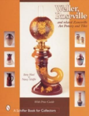 Weller, Roseville, and Related Zanesville Art Pottery and Tiles