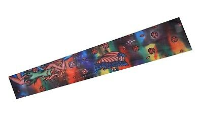 Fake Tattoo Sleeve Cloth Arm Design - Fairy & Butterflies  T87