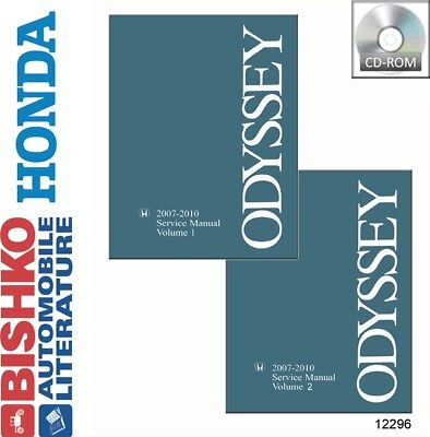 2015 Honda Odyssey Shop Service Repair Manual