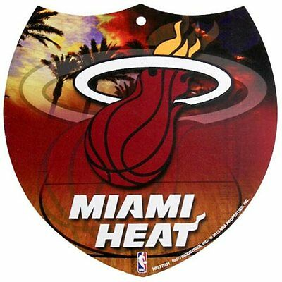 Miami Heat 8'' x 8'' Interstate Sign