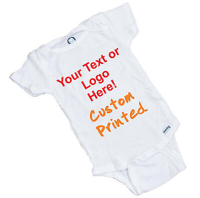 CUSTOM PERSONALIZED YOU CHOOSE Onesie Baby Shower Funny INFANT T-SHIRT Shirt