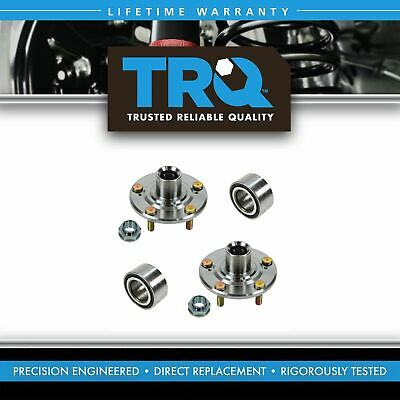 One Bearing Included with Two Years Warranty 1999 fits Acura CL Front Wheel Bearing Assembly Note: 2.3 Liter L4 FWD
